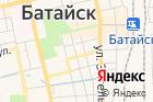 Информационно-вычислительный центр ЖКХг. Батайска на карте