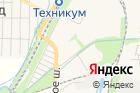Техникум, РГУПС на карте
