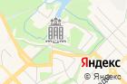 Спасо-Преображенский мужской монастырь на карте