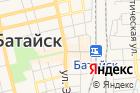Сакура-экспресс на карте