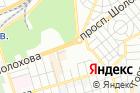 Киоск фастфудной продукции вПролетарском районе на карте