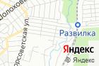 Управление поконвоированию ГУФСИН России поРостовской области на карте