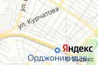 Сауна вгостинице Донская Ривьера на карте