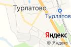 Продуктовый магазин натерритории Турлатово, 17 на карте