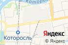 Отдел ГИБДД поКрасноперекопскому районуг. Ярославля на карте