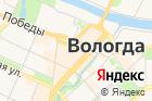 Вологодская областная юношеская библиотекаим.В.С. Тендрякова на карте