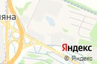 Серебряная стрела на карте