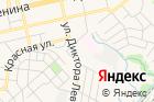 Шиномонтажная мастерская наОфицерской улице на карте