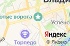 Владимирский академический областной театр драмы на карте