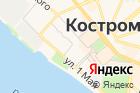 Ипатьевская слобода на карте