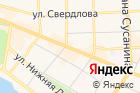 АКБ РосЕвроБанк на карте