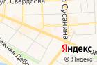 Дом Корсаковых на карте