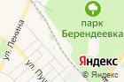 Областной радиоклуб на карте