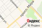 Костромской похоронный дом на карте