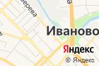 Огни Москвы на карте