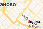 ИвГМА, Ивановская Государственная Медицинская Академия на карте
