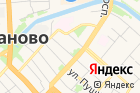 Текстильный институт, ИвГПУ на карте