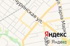 АКБ Тамбовкредитпромбанк на карте