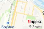 Участковый пункт полиции, Управление МВД России поТамбовской области на карте