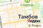 Ремонтная мастерская наКоммунальной улице на карте