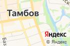 ТГТУ, Тамбовский государственный технический университет на карте