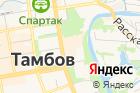 ТГУ, Тамбовский государственный университетим.Г.Р. Державина на карте
