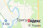 Иоанно-Предтеченский Трегуляевский мужской монастырь на карте
