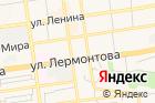 Торос на карте