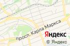 Ателье наулице Голенева на карте