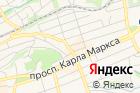 Магазин одежды иобуви наулице Голенева на карте