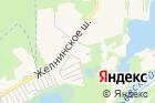 Васильевский ручей на карте