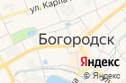 Афалина на карте