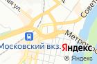 Метаком Сервис на карте