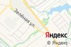 вЖдановском наЗелёной улице на карте