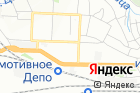 Горьковский на карте