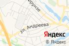 АЗС на1-й улице Дьяков Городище, 16 на карте