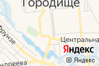 УФМС, Отдел Управления Федеральной миграционной службы России поВолгоградской области вГородищенском районе на карте