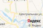 Магазин автотоваров на1-й улице Дьяков Городище на карте