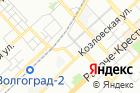 Рабочая группа Волгоградской областной книги памяти на карте