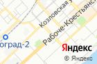 Волгоград-Обувь на карте