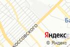 Автосервис наулице Маршала Рокоссовского, 105 на карте
