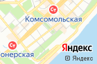 Парикмахерская территория на карте