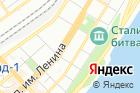 ВолгГТУ, Волгоградский государственный технический университет на карте