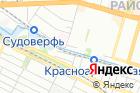 АренА-Юг на карте