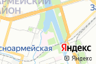 Приход храма Святого князя Александра Невского имучеников Кира иИоанна на карте