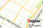 Спортивно-оздоровительный центр наБогунской улице на карте