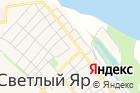 Детская библиотека на карте