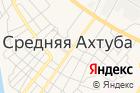 МАН на карте