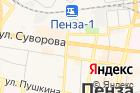 Лены Лениной на карте