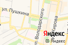 Рекламная служба города Пензы, МКУ на карте